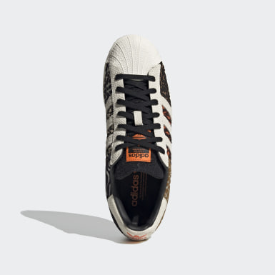 Men Originals Black Superstar Shoes