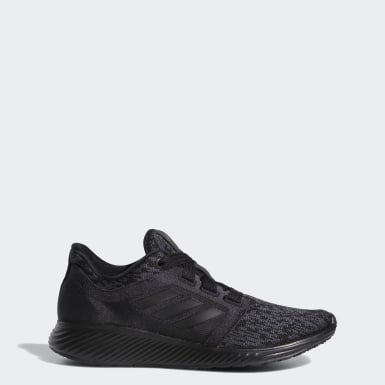 Women Running Black Edge Lux 3 Shoes