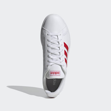 Tenis Grand Court Base Blanco Hombre Sport Inspired