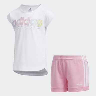 French Terry Shorts Set