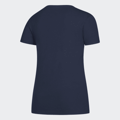 Women Hockey Blue Seattle Kraken Tee