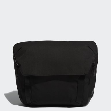 Training Black Crossbody Bag
