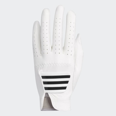 Golf White 2019 Tour Gloves