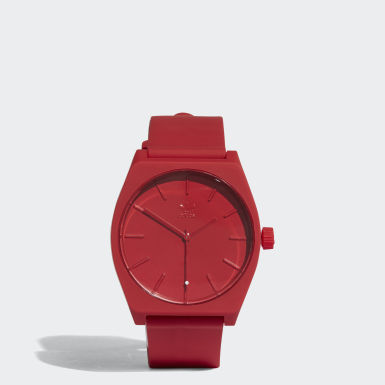 Originals Rood PROCESS_SP1 Horloge