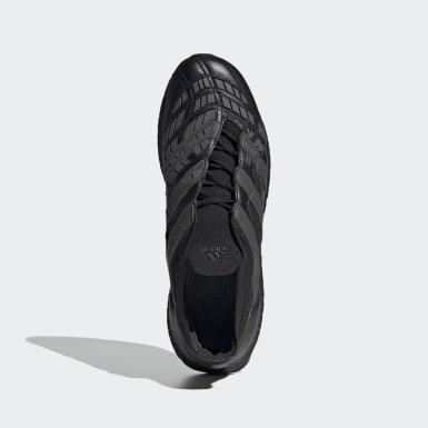 Heren Voetbal zwart Predator Accelerator Sportschoenen