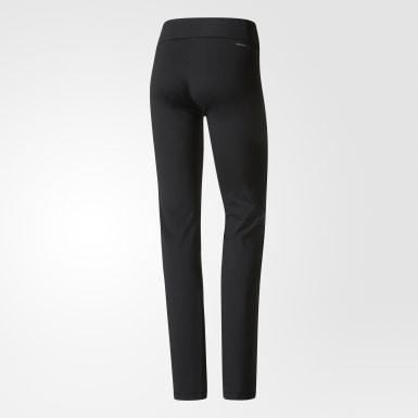 Pantaloni Workout Nero Donna Training