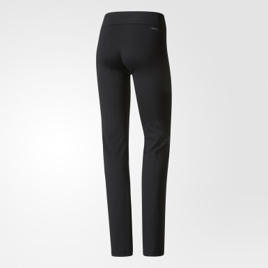 Women Training Black Workout Pant