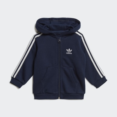 Kids Originals Blue Hoodie Set