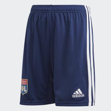 Pantalón corto segunda equipación Olympique de Lyon