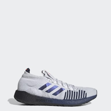 Running Grey Pulseboost HD Shoes