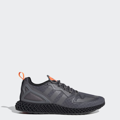 ZX 2K 4D Shoes Szary