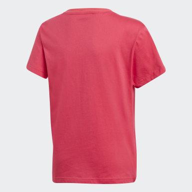 Camiseta Rosa Meninas Originals