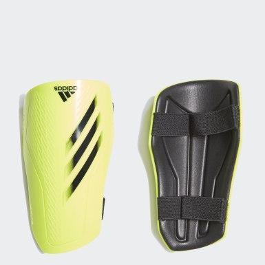 Fotbal žlutá Chrániče holení X Training