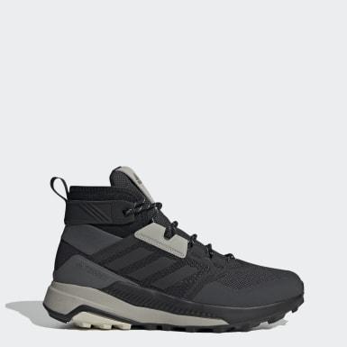 Zapatillas de Senderismo Terrex Trailmaker Corte Medio Negro Hombre TERREX