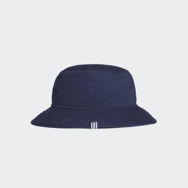 Cappellino Adicolor Bucket Blu Originals