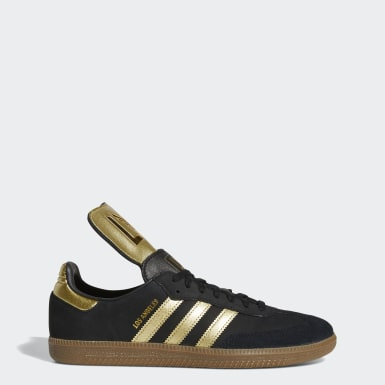 Originals Black LAFC Samba Shoes