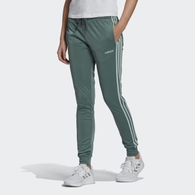 Women's Essentials Green Essentials Pants