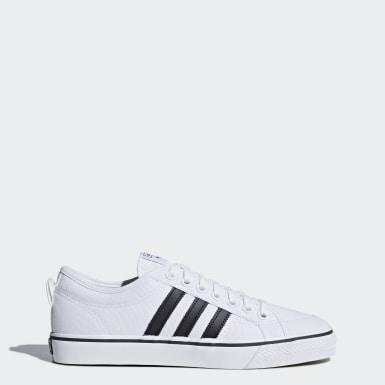 Originals สีขาว รองเท้า Nizza