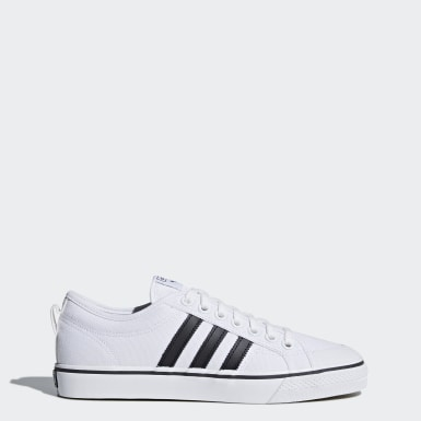 Erkek Originals Beyaz Nizza Ayakkabı