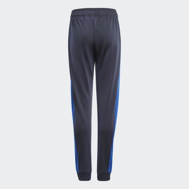 Kids Originals Blue adidas SPRT Collection Tracksuit Bottoms