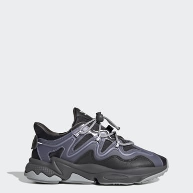 Women Originals Black OZWEEGO Plus Shoes