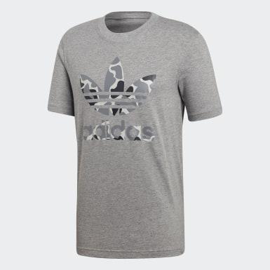 Camiseta Camuflagem Trefoil
