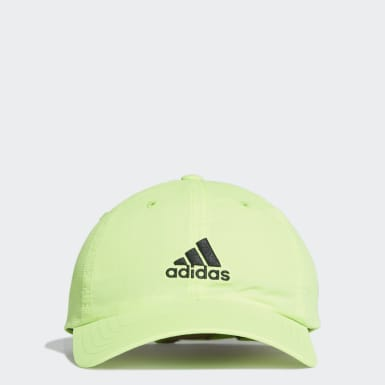 Gorra AEROREADY Badge of Sport Dad Verde Training