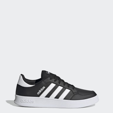 Tennis Sort Breaknet sko