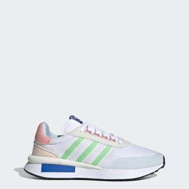 Sapatos Retroset Branco Originals