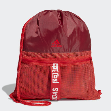Training Red 4ATHLTS Gym Bag
