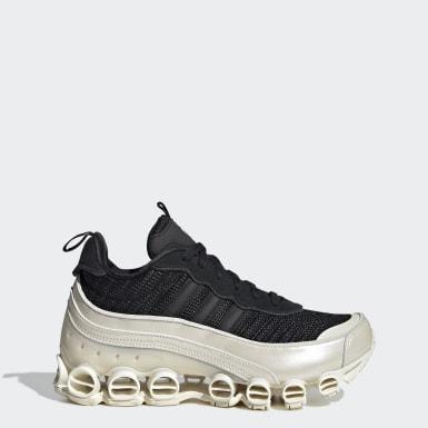 Zapatillas Microbounce T1 Negro Hombre Originals