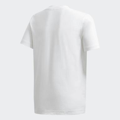 Camiseta Donovan Mitchell Geek Up Blanco Niño Baloncesto