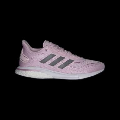 Kvinder Løb Pink Supernova sko