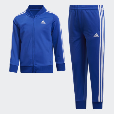 Youth Training Blue ADIDAS CLASSIC TRACK SETT
