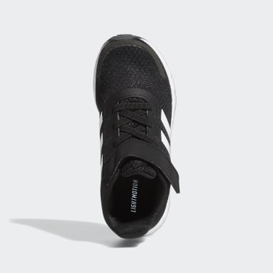 Children Running Black Duramo SL Shoes