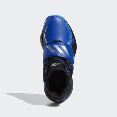 Chaussure Pro Spark 2.0 Bleu Enfants Basketball