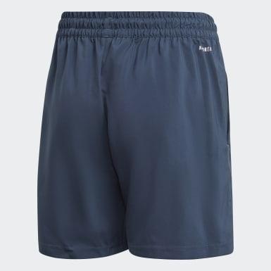 Kluci Tenis modrá Šortky Club Tennis 3-Stripes