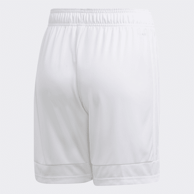 Short Tastigo 19 blanc Adolescents Soccer