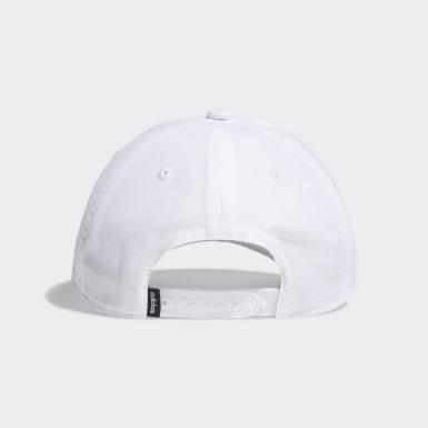 Women's Essentials White New Core Adjustable Cap