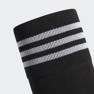 Football Black Juventus Home Socks