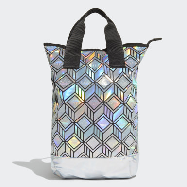Mochila Top (UNISEX) Prata Originals