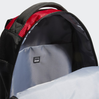 Soccer Red Utility Team Backpack