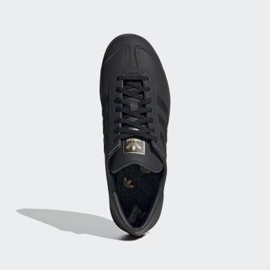 Men Originals Black Hamburg Shoes