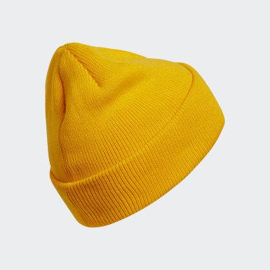 U ORIGINALS TREFOIL-BEANIE jaune Originals
