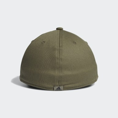 Men Training Green Producer Stretch-Fit Cap