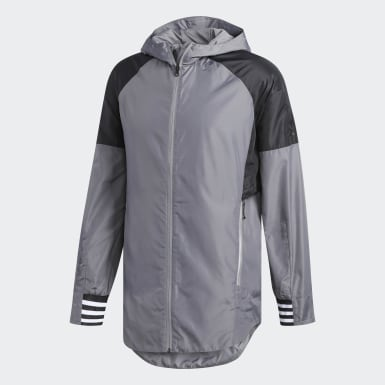Men's Athletics Grey ID Jacket
