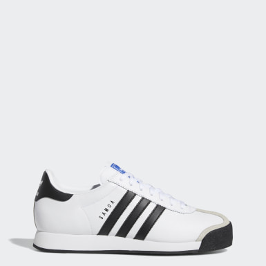 Chaussure Samoa Blanc Originals