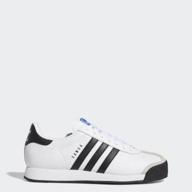 Sapatos Samoa Branco Originals