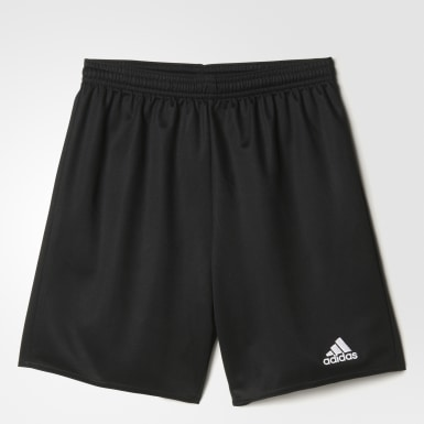 Youth Soccer Black Parma 16 Shorts