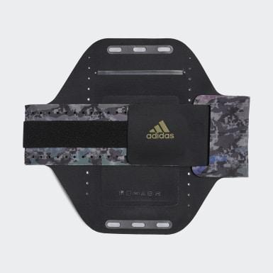 Sport Armband Universal, størrelse L Svart